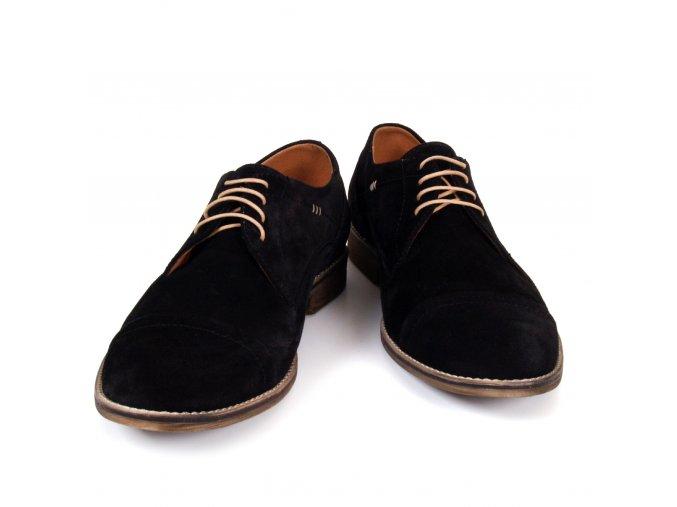 boty CAMERON černé