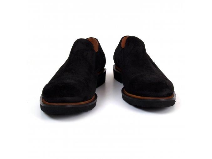 boty SCOTT černé