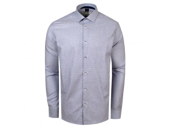 košile PERF Regular sv. modrá