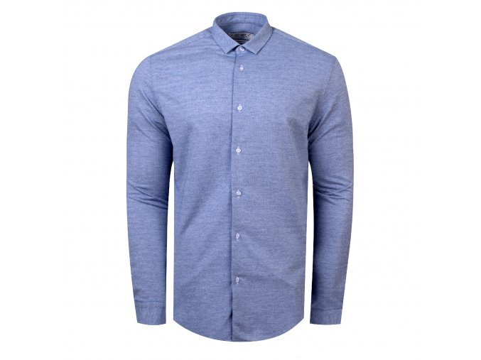 košile CHARLIE Modern sv. modrá