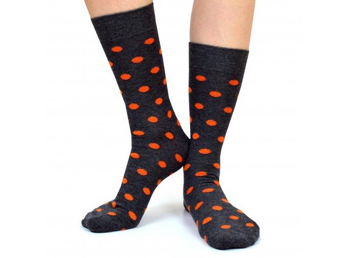 Ponožky FERATT šedé