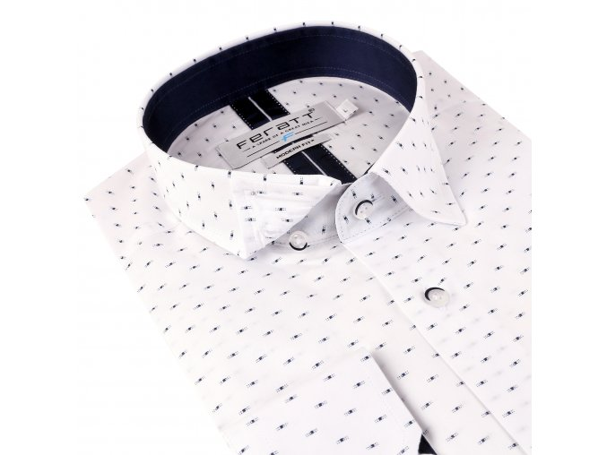 košile THE BOSS Modern