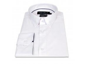 košile CLASSIC COLORS SLIM FIT bílá