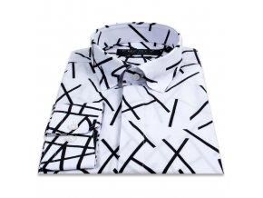 košile CITY LIFE MODERN FIT bílá m.
