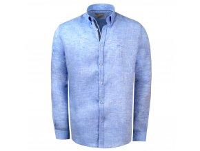 košile OCEAN WAVE Reg. sv. modrá