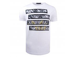 tričko SAM bílé