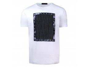 tričko MODACRISE bílé