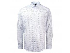 košile MATTHEW Modern bílá