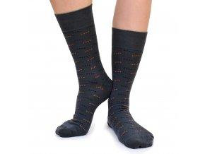 Ponožky ANT šedé