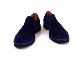 boty SCOTT modré