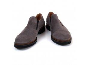 boty SCOTT šedé