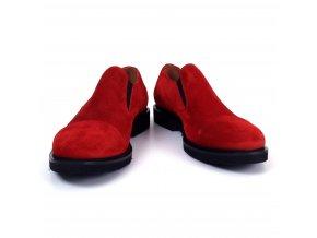 boty SCOTT červené
