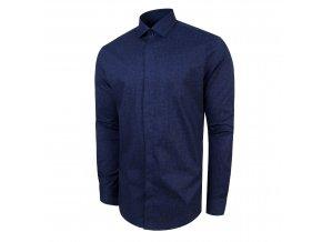 košile DENIS Modern modrá