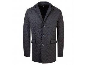 kabát DARIO tm. šedý