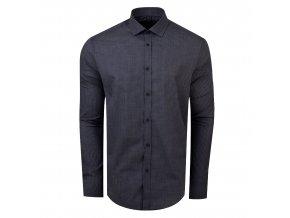 košile ALBI Modern šedá