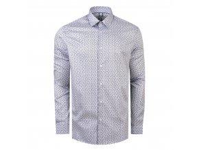 košile DARIO II Reg. šedá