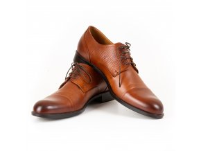 boty Ben hnědé