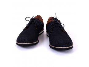 boty TAYLOR modré