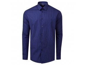 košile CLASSIC Reg. modrá