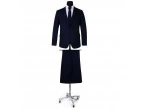oblek - stretch suit DARK