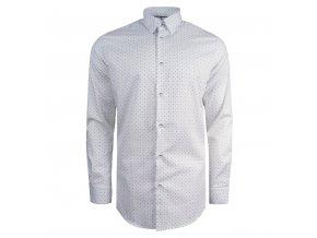 košile JACOB MODERN FIT bílá m.