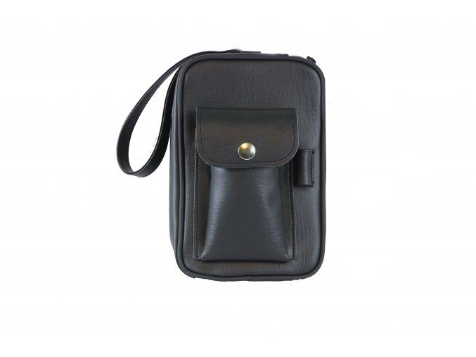 Příruční taška - dvou zipová
