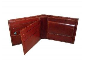 Kožená peněženka MAXIMA