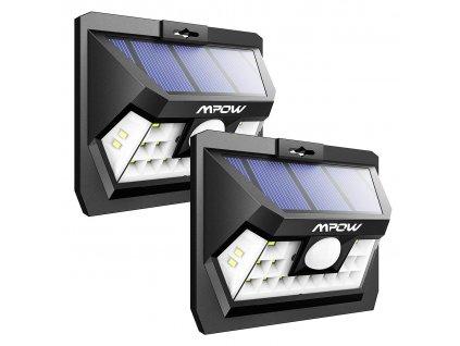 Mpoe 18 led solar