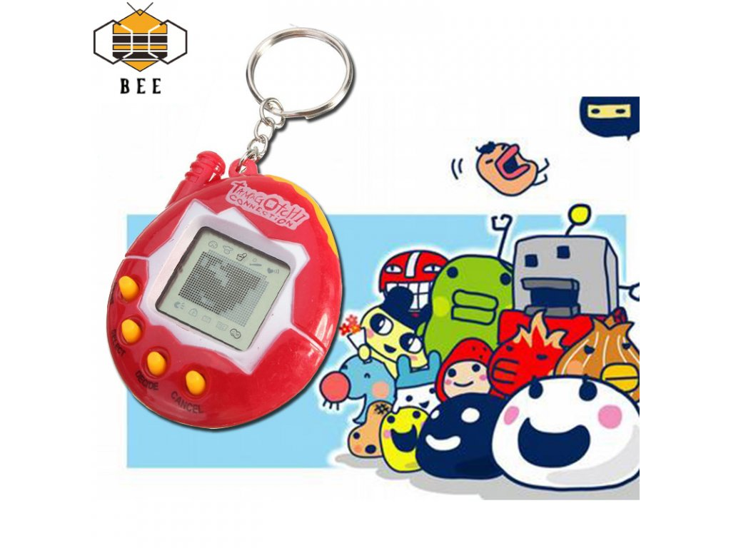 tamagotchi electronic pet game toys virtual handeld (3)