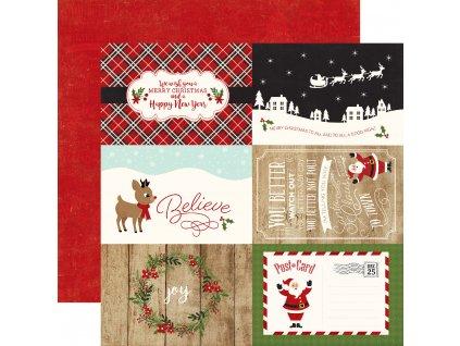 APC135012 4X6 Journaling Cards
