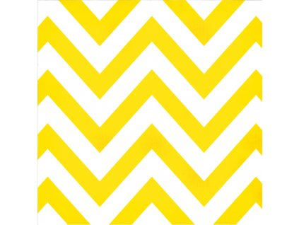 12011 1 diy boutique yellow chevron dots