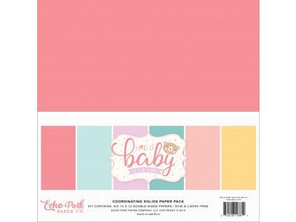 BG171015 Hello Baby Girl Solids Kit