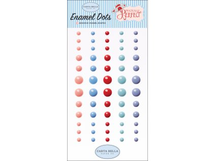 CBPP81028 Practically Perfect Enamel Dots