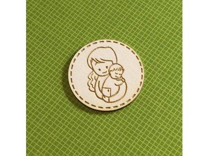 14000 kolecko nosici miminko