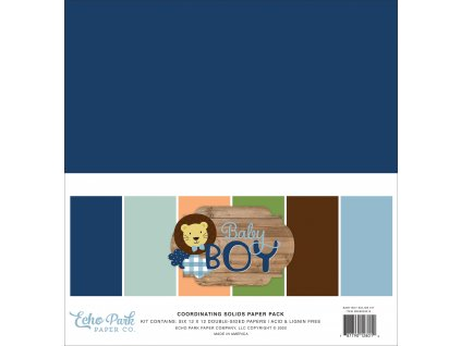 BAB203015 Baby Boy Solids Kit