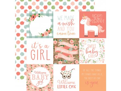 BAG202007 4x4 Journaling Cards