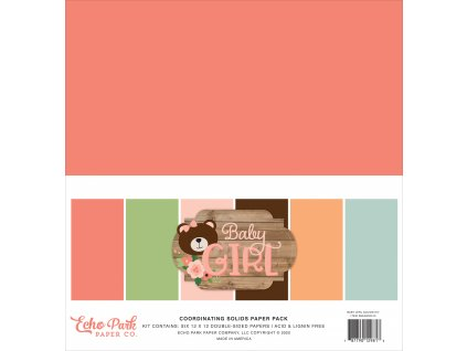 BAG202015 Baby Girl Solids Kit