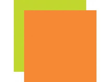 EW174019 Orange Green