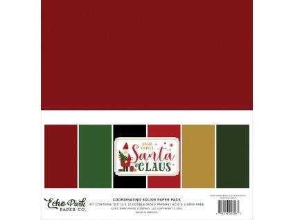 HCSC188015 Here Comes Santa Claus Solids Kit 90031.1561920282.1000.1000