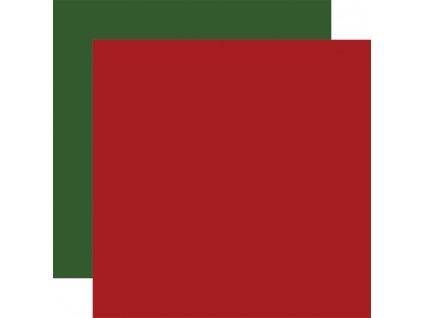 Here Comes Santa Claus - Red/light Green