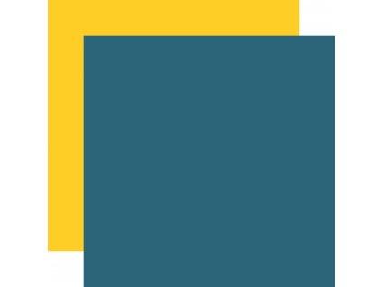 SA180018 Navy Yellow