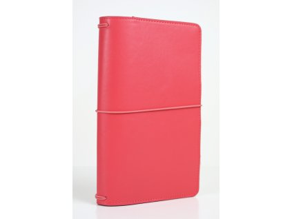 TN1001 Travelers Notebook Coral Book Closed