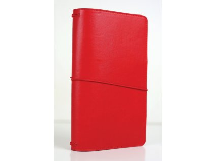 TN1004 Travelers Notebook Red Book Closed