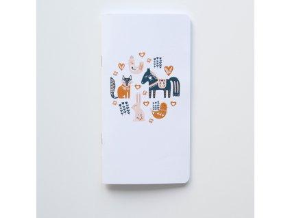 Traveler's notebook - Folk