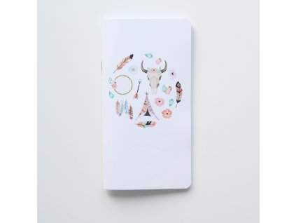 Traveler's notebook - Boho
