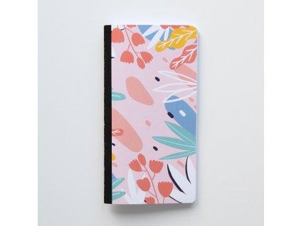 Traveler's notebook - Floral
