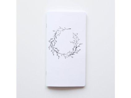 Traveler's notebook - Věnec