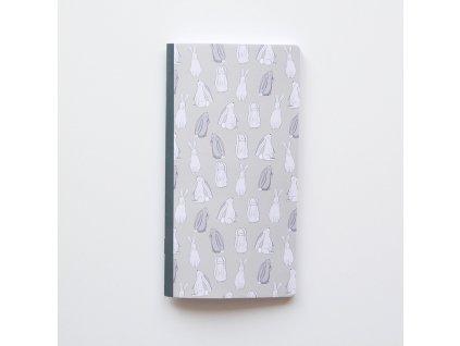 Traveler's notebook - Zající