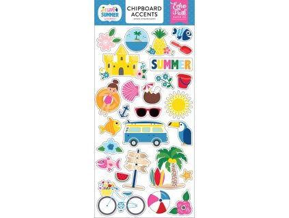 SU178021 I Love Summer Chipboard Accents 64017.1546801972.1000.1000