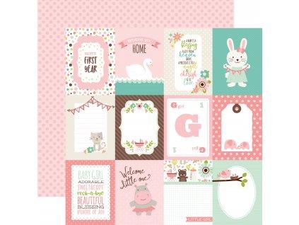SBG142011 3X4 Journaling Cards